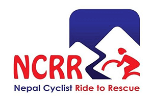 Logo for Nepal Cyclist Ride to Rescue