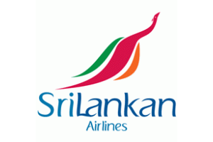 Logo for SriLankan Airlines