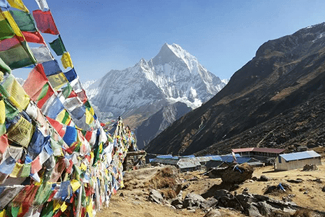 Annapurna Base Camp, Nayapul to Annapurna base camp return - Guided trek in Nepal, Himalayas