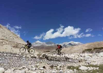 Remote isn't the word in Upper Mustang