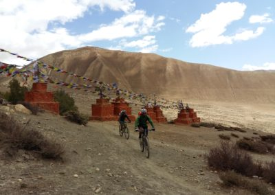Strong winds can test your mettle in Upper Mustang