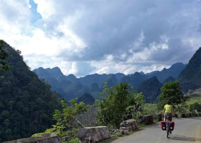 Cycling the quiet roads of Northern Vietnam